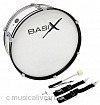 BASIX JUNIOR BASS DRUM 22х7