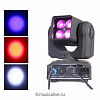STARLIGHT MH08BZ MINI BEAM FOCUSING MOVING HEAD LIGHT