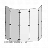 8BEATS DHS-5 DRUM SHIELD