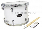 BASIX MARCHING TENOR DRUM 14х10 С ПАЛОЧКАМИ